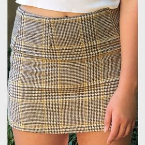Cute Forever 21 Mini Skirt